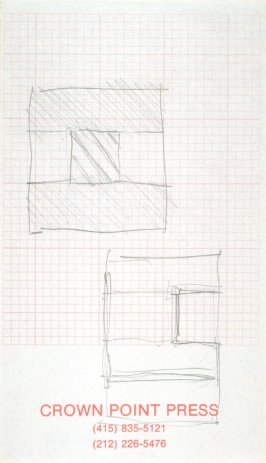 #9 Untitled (set of 13 drawings)