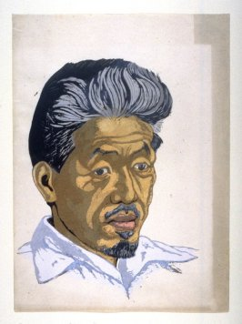 Portrait of Koshiro Onchi