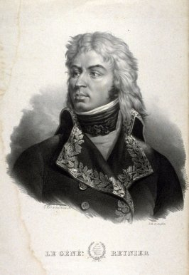 Portrait of Le General Reynier