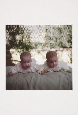 Ingrid and Isabella Rossellini, the Children of Ingrid Bergman