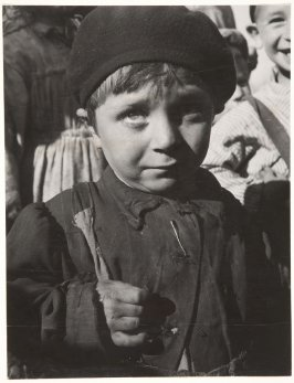 Untitled, from the series Europe's Children, Italy