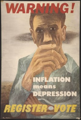 Warning! Inflation Means Depression