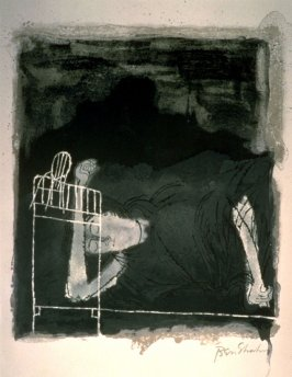 Screams Of Women In Labor from the Rilke Portfolio: For the Sake of a Single Verse