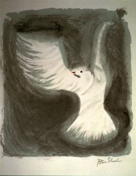 How The Birds Fly from the Rilke Portfolio: For the Sake of a Single Verse