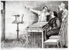 The Reading Party (Eye Doctor)