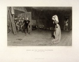 Talbot and the Countess of Auvergne (King Henry VI - First Part.)