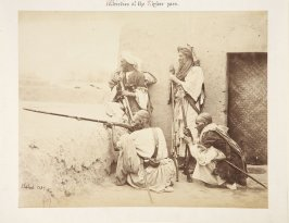 1387. Affriedies at the Khyber Pass
