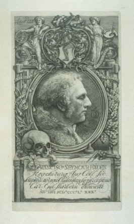 Bookplate for Francis Seymour Haden