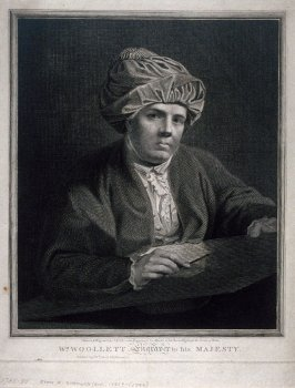 William Woolett, Engraver to His Majesty