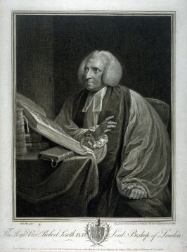 The Right Reverend Roberth Lonth, Lord Bishop of London