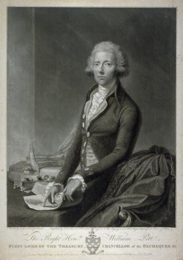 The Right Honorable William Pitt