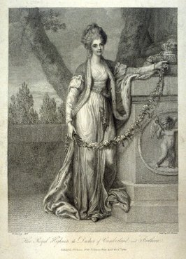 Her Royal Highness the Duchess of Cumberland