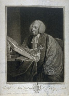 The Right Rev. Robert Lowth, Bishop of London