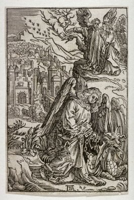 The Angel Showing St. John the New Jerusalem