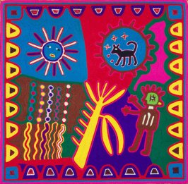 How One Person Received a Huichol Name