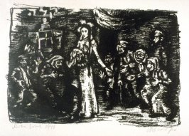 "The Dance of the Beggars from the ""Dibbuk"""
