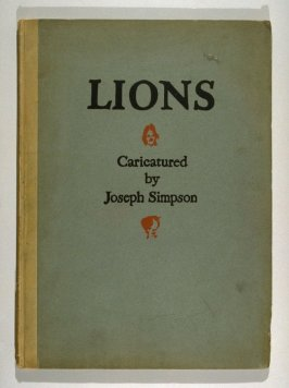 The Lions (New York and San Francisco: Morgan Shepard Co., [1906])