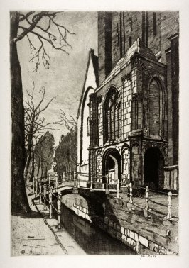 Delft Church