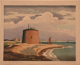 The Martello Towers