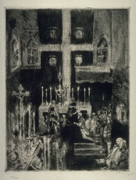 Seelenmesse der Georgiritter (Divine Service of the Knights of St. George