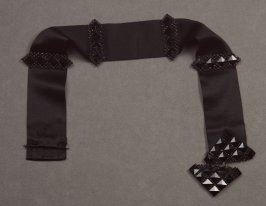 Belt (with a-b: bodice and skirt, and d: jacket?)