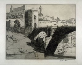 Toledo Bridge, No. 6, Spain