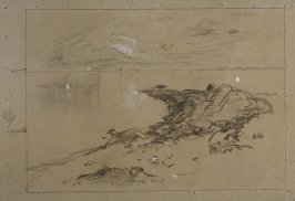Recto: Landscape