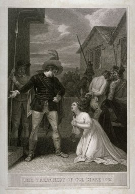 The Treachery of Col. Kirke 1685
