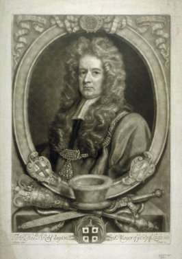 The Right Honorable Sir Robert Clayton, Lord Mayor of London in 1680