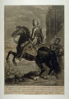 Equestrian Portrait of Frederick, Duke of Schonberg