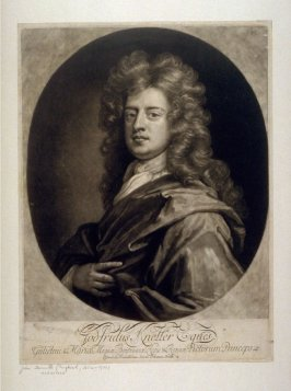 Self-Portrait of Godfrey Kneller