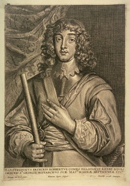Prince Rupert, from The Iconography