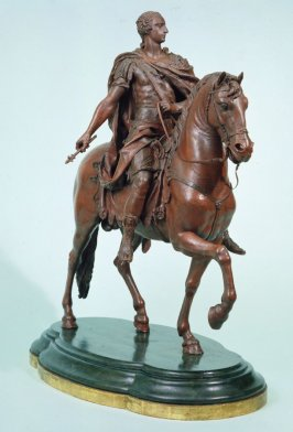 Equestrian Statue of Charles III, King of Naples and Sicily (1734-1759), King of Spain (1759-1788)