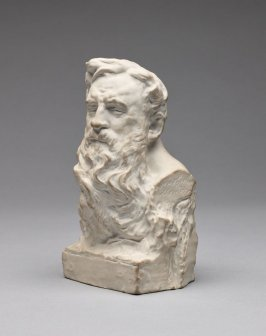 Miniature Bust of Rodin