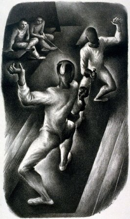 The Fencers