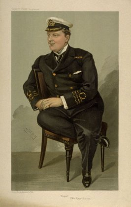 """Rupert"" (Hon. Rupert Guinness) from Vanity Fair Supplement"