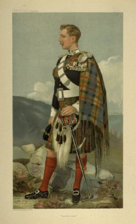 """Scottish horse"", from Vanity Fair Supplement"