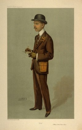"""Billy"" (William Arthur Hamar Bass), from Vanity Fair Supplement"