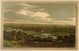 View of Reading from Caversham