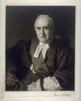 Portrait of Lord Russel, Lord Chief Justice
