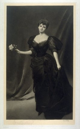 Portrait of Countess of Warwick