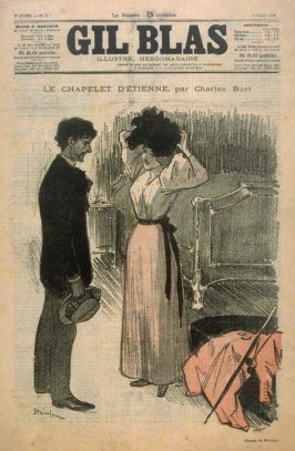 Le Chapelet d'Etienne by Charles Bouet (3 March 1895)