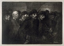 Workers Leaving the Factory