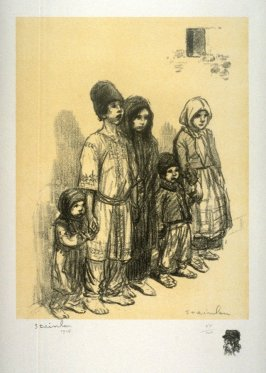 Enfants Serbes (Serbian children)