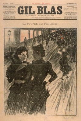"La Poupee from the Paris Daily ""Gil Blas"""