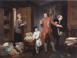 The Painter's First Work