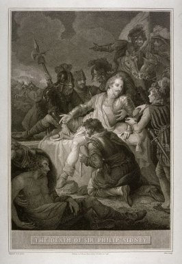 The Death of Sir Philip Sidney