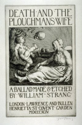 Death And The Ploughmans Wife