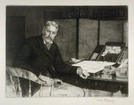 Portrait of W.H. May