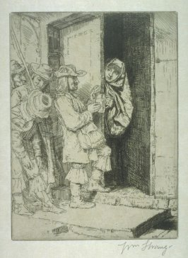 Well met, Gentlemen, This is lucky that we meet so just together at the very door - Illustrations to Compleat Angler Winchester ed.